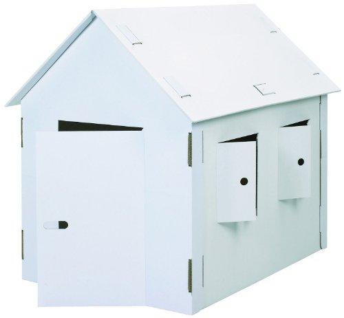 casa de carton para pintar ikea