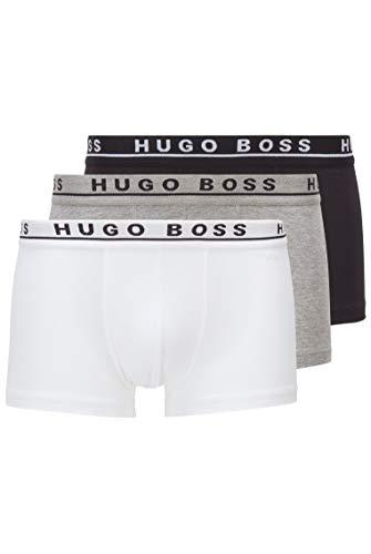 BOSS Trunk CO/EL Bóxer, Multicolor (Assorted Pre-Pack 999), XX-Large 3 para Hombre