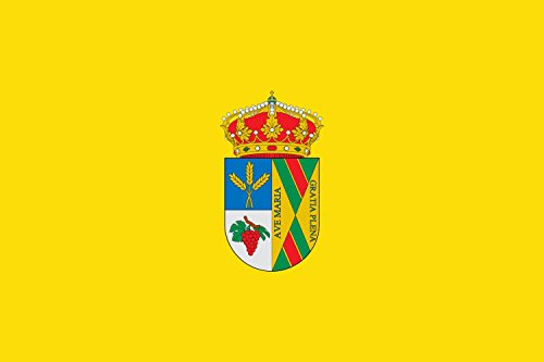 magFlags Bandera Large Municipio de Villanueva del Pardillo | Bandera Paisaje | 1.35m² | 90x150cm