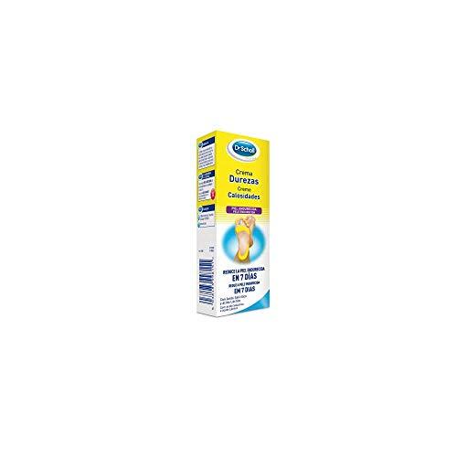 Scholl Crema Dureza Pies con Ácidos Salicílico y Láctico - 60ml