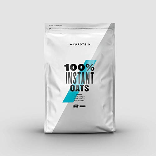 Myprotein 100% Instant Oats - Unflavored (5000g) 1 Unidad 5000 g