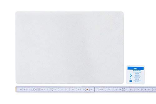 Parche para reparar lonas de Flickly, disponible en muchos colores, 30 cm x 20 cm, autoadhesivo
