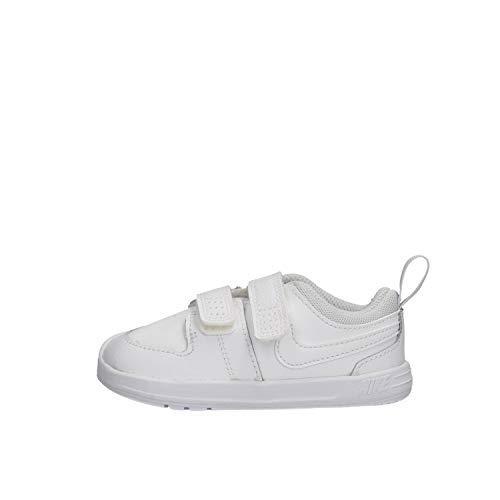 Nike Pico 5 (TDV), Zapatillas de Correr Unisex niños, Multicolor (White White Pure Platinum), 23.5 EU