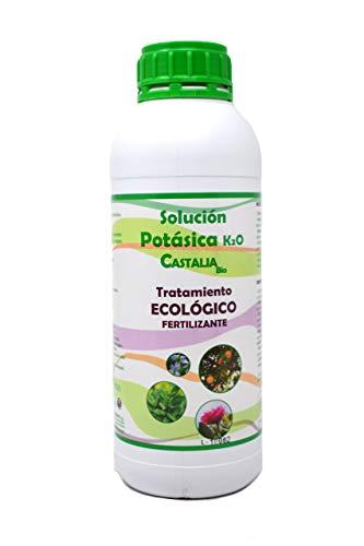 Castalia - Solucion Potasica, 1 Litro