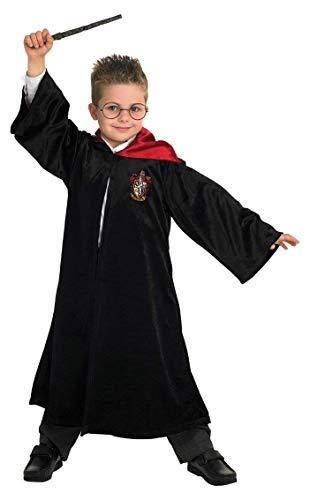Harry Potter - Disfraz Deluxe infantil Unisex, Talla L 7-8 años (Rubies 883574-L)