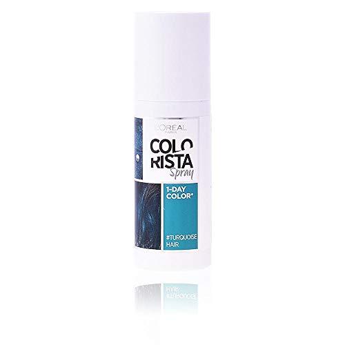 L'Oréal Paris Colorista Coloración Temporal Colorista Spray - Turquoise Hair