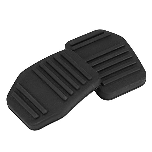 Honorall Reemplazo Antideslizante de la Almohadilla del Pedal del Embrague del Freno Genuino para Peugeot 306405406407508607 Citroen Berlingo Dispatch Xsara Picasso 450412