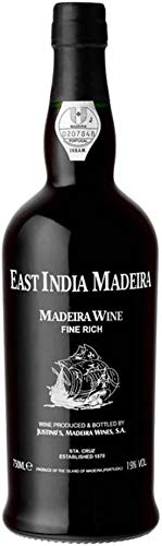 East India Madeira Wine Fine Rich 19% 75 cl