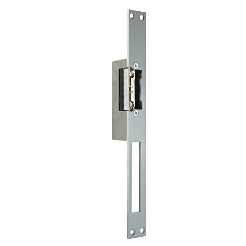 Extel Weca 90301.4 - Cerradura eléctrica sin desbloqueo
