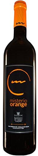 Vino de Naranja - Misterio Orange - Vino D.O. Condado de Huelva - Variedad Moscatel - 3 botellas 0,75L.