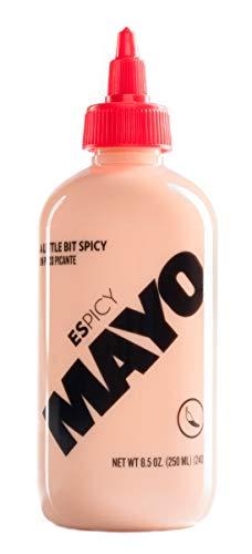 ESPICY Mayo 250 ml - 240 gr | Mayonesa con un toque | Combinada con salsa ESPICY | Hecha en España