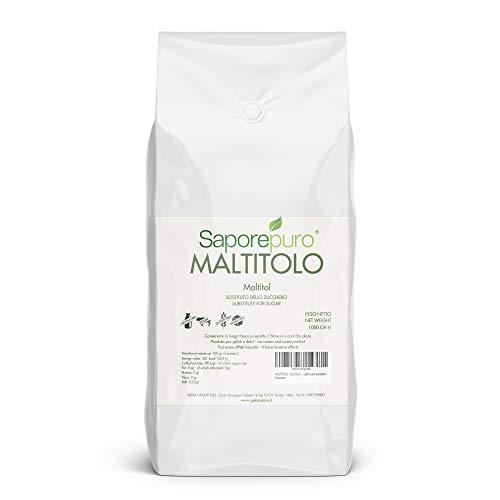 SaporePuro MALTITOL - 1Kg - Alternativa de azúcar