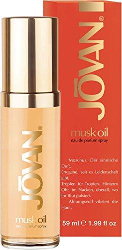 Jovan Musk Oil - Agua de tocador,, 59 ml