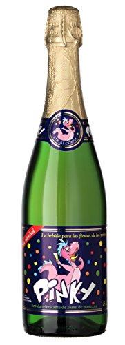 Pinky Bebida sin Alcohol de Zumo de Manzana - 0,75 l