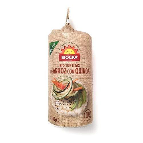 Biográ Torta De Arroz Con Quinoa 100G Biográ 100 g
