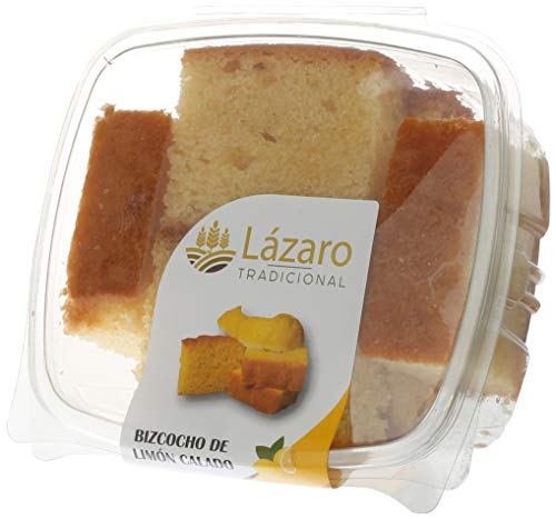 Lázaro Bizcocho Limón Calado 350 g