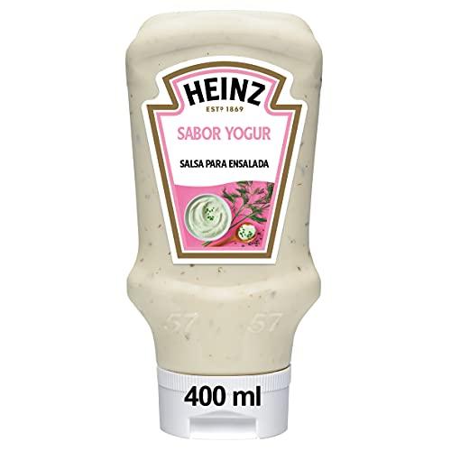 Heinz Salsa de Aderezo Yogurt, 395g