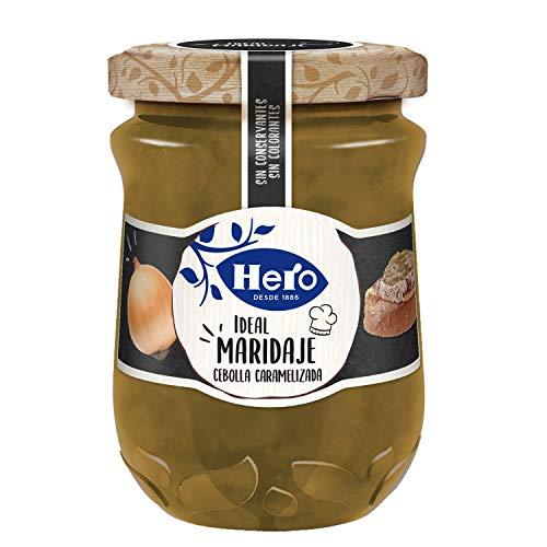 Hero Maridaje del Chef Mermelada de Cebolla Caramelizada Pack de 8x215 g