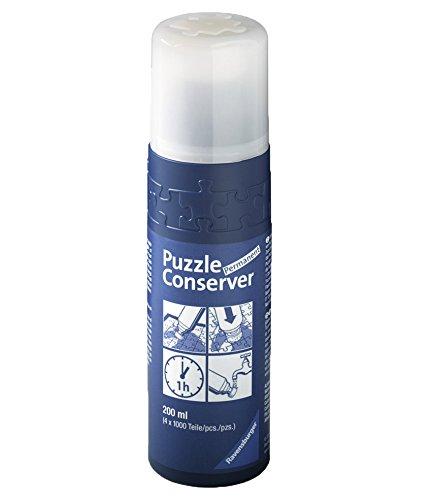 Ravensburger- Puzzle - Conserver Permanent Pegamento, Color Azul (17954)