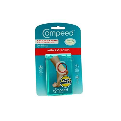 Compeed Compeed Ampollas Mediano 10Ud 1 Unidad 200 g