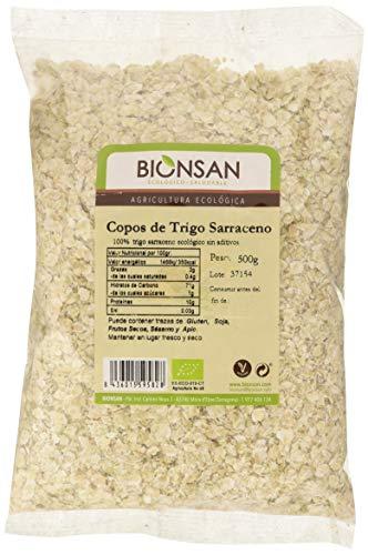Bionsan Copos de Trigo Sarraceno, 500 g