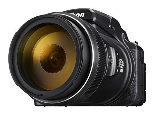 Nikon COOLPIX P1000 - Cámara compacta tipo Bridge (16 MP, pantalla de 3.2 ') color negro