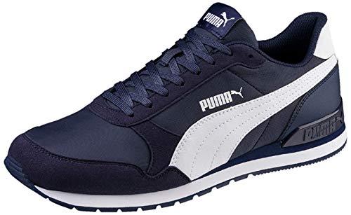 PUMA St Runner V2 NL, Zapatillas Unisex Adulto, Azul (Peacoat White), 40 EU