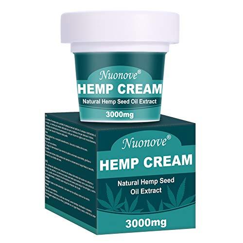 Cannabis Crema, Bálsamo de Cáñamo, Crema de Cáñamo, Antiinflamatorio, Anti-acné, Anti-oxidación, Eliminación de arrugas, Antienvejecimiento, 40 g