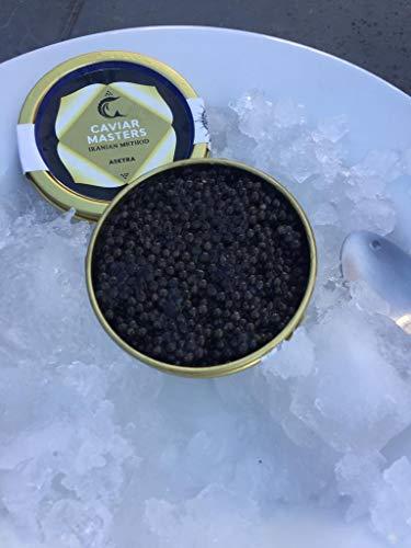 Caviar Osetra 50 grs calidad premium