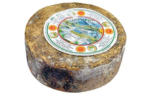 Pecorino Toscano Dop Queso Sazonado de Oveja Forma enteras, peso de Kg. 2,0