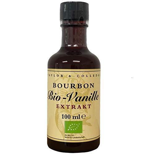 Taylor & Colledge - Vanilla Bean Extract - 100ml