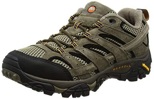 Merrell Moab 2 Vent, Zapatillas de Senderismo para Hombre, Marrón (Pecan), 43 EU