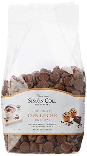 Simón Coll - Gotas de Chocolate con Leche 500g