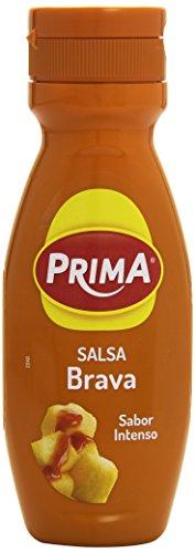 Prima - Salsa Brava - Sabor intenso - 320 g