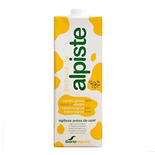 Bebida de Alpiste 1 Litro (Leche de Alpiste)