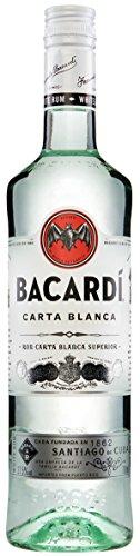 Bacardi Carta Blanca Ron - 700 ml