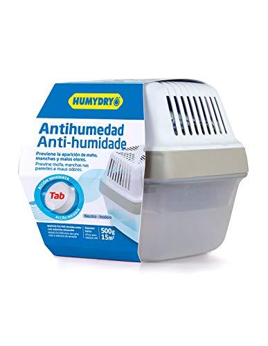 Deshumidificador Premium Plus con Tableta Antihumedad de 500g
