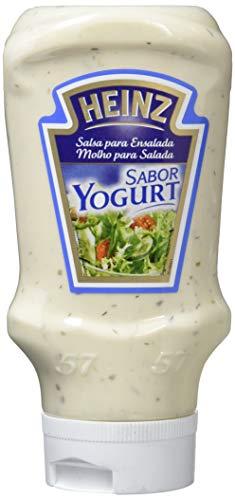 Heinz Salsa de Aderezo Yogurt 395 g