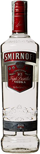 Smirnoff Red Vodka - 700 ml