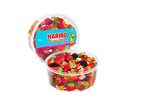 HARIBO Favoritos Classic, 1 x 1.00 kg