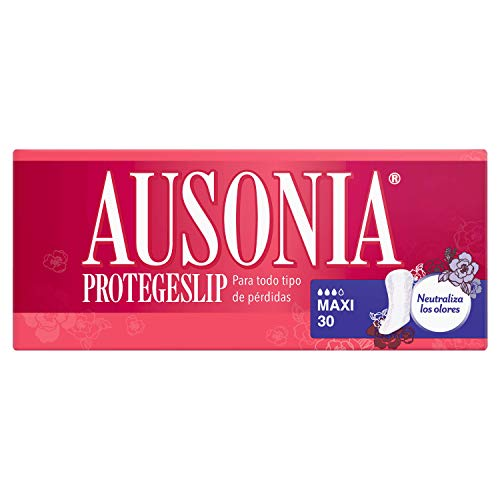 AUSONIA protege slips maxi caja 30 uds