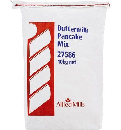 Allied Mills Suero de mantequilla en la Mezcla para Panqueques 10kg x 1