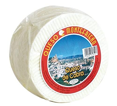 QUESO TIERNO PURO DE CABRA un queso ideal para acompañar en postres, con dulce de membrillo, con vino dulce, para utilizar en cremas, ensaladas, pastas...