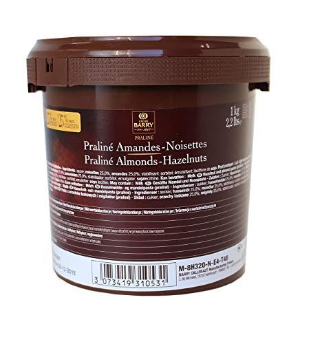 CACAO BARRY Praliné Almendras – avellana 1 kg