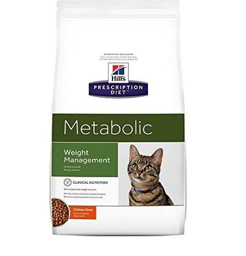 Hill's HPD Feline Metabolic - 4 kg
