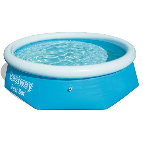 Bestway Fast Set Piscina Desmontable Autoportante, 244x66 cm