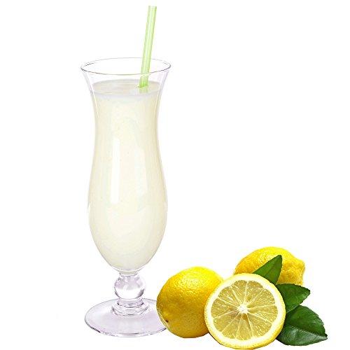 1 kg de helado con sabor a limón para 9 litros Smoothi ??Slush Granito helado de helado sorbete