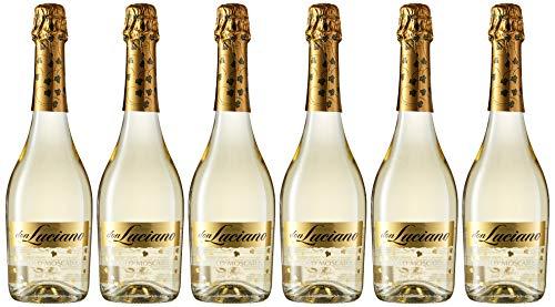 Don Luciano Chartmat Vino Espumoso Natural - Pack de 6 Botellas x 750 ml