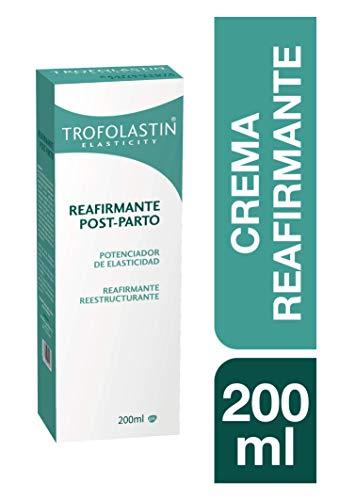 Trofolastin PHGSK27- Crema Reafirmante Post Parto, Reafirmante y Reestructurante - 200 ml, Blanco