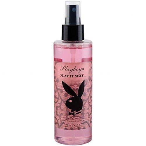 Playboy para Mujer aromas Play It sexy body Mist 200ml